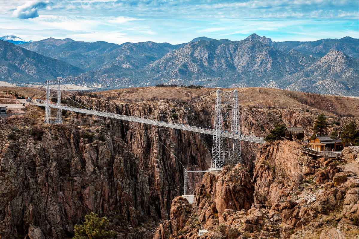 royal gorge bridge colorado