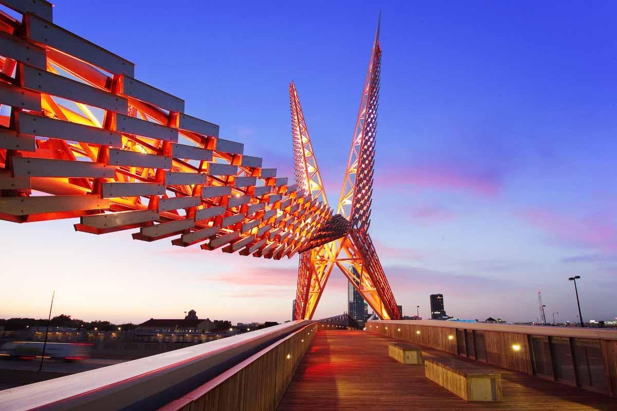 skydance bridge oklahoma
