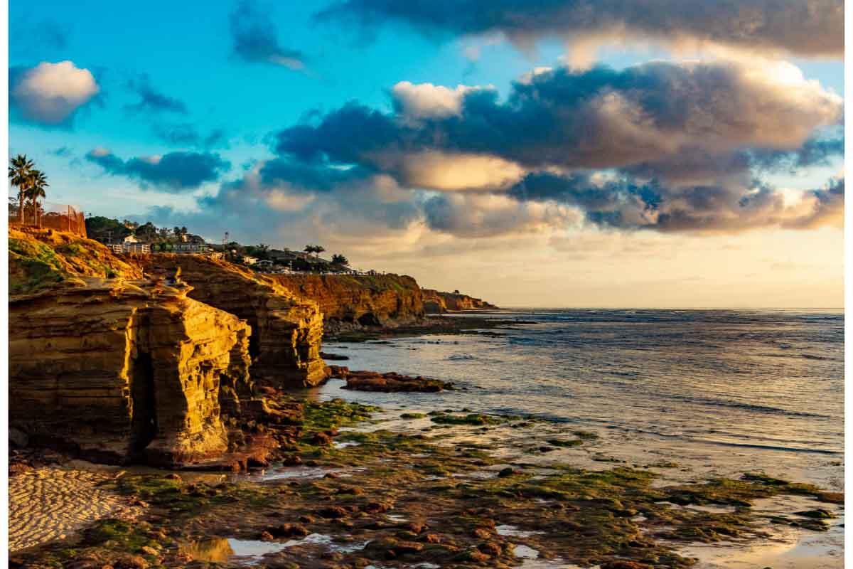 sunset cliffs san diego