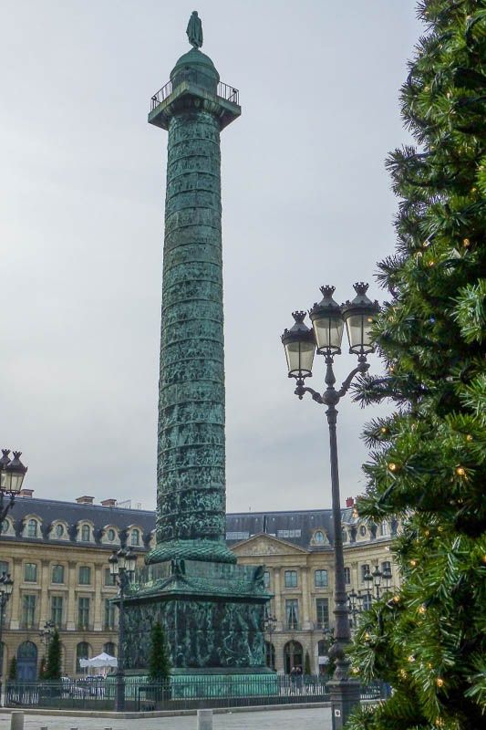 vendome column paris