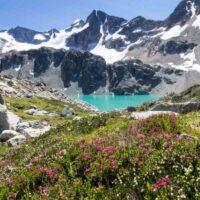 wedgemount lake british columbia