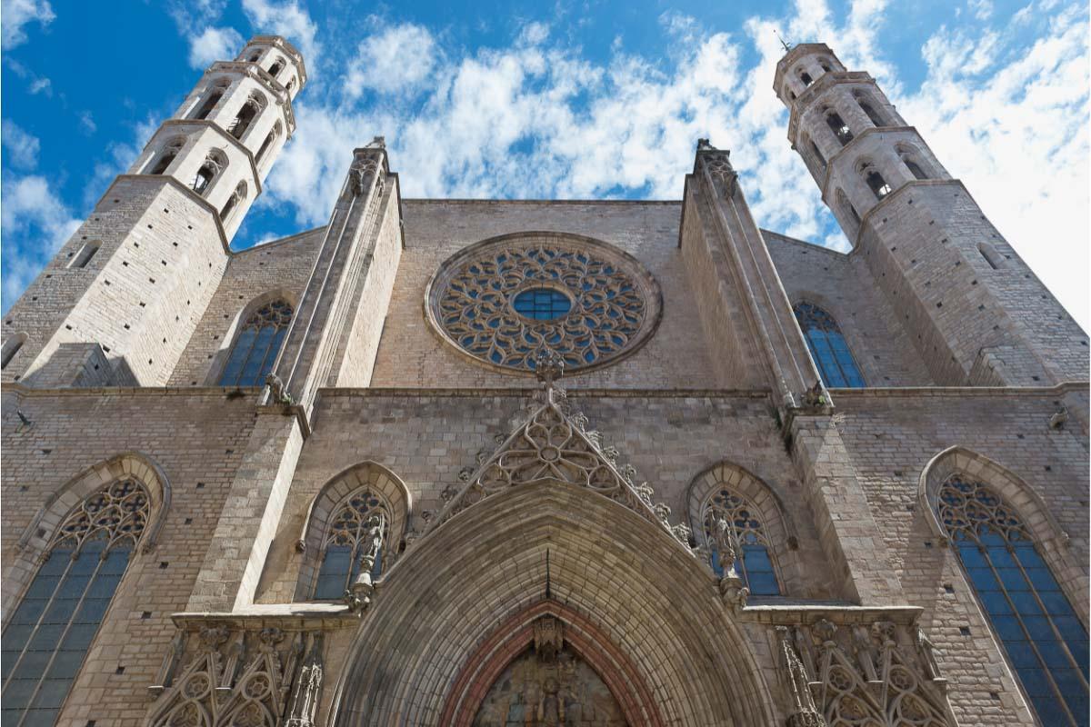 Basilica Santa Maria del Mar