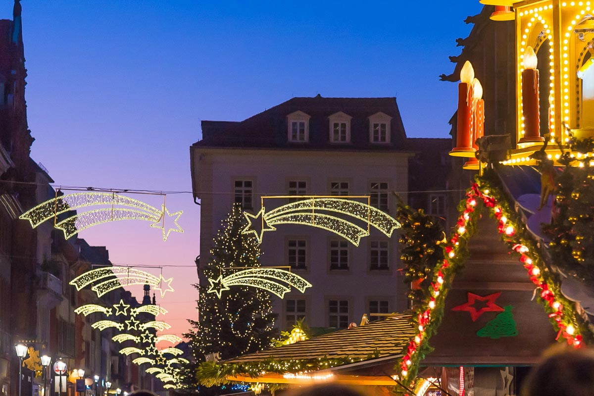 what is germany famous for Christmas markets