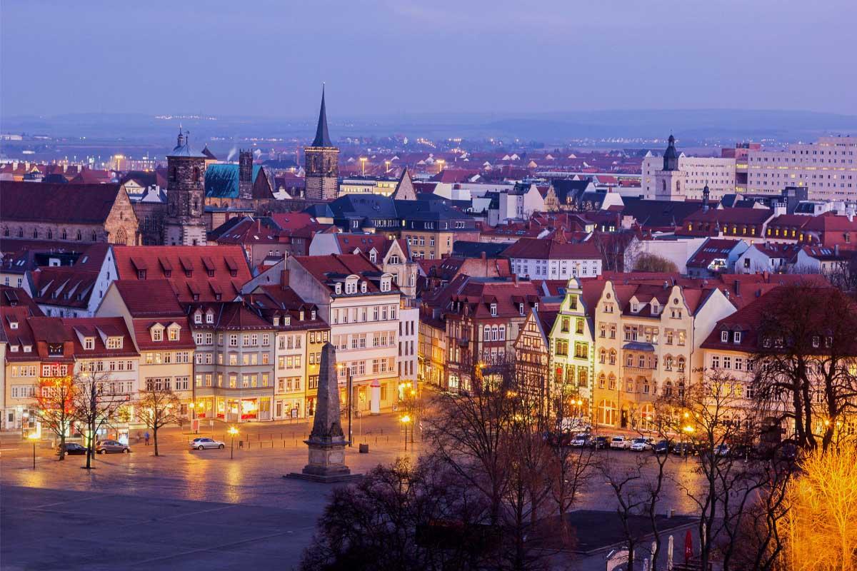 Erfurt Germany