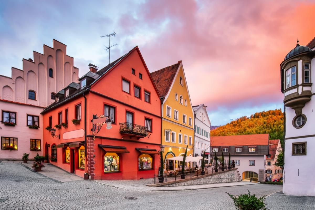 Fussen Germany