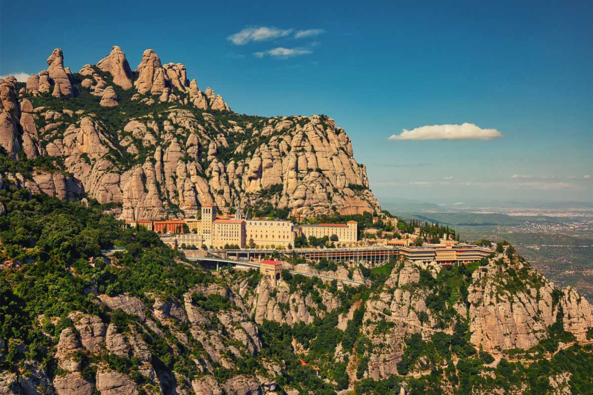 Montserrat Monastery, Catalonia