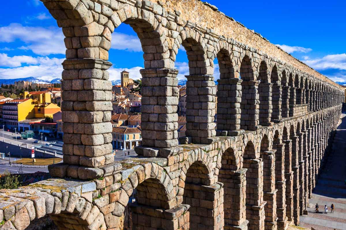 Roman Acqueduct Segovia