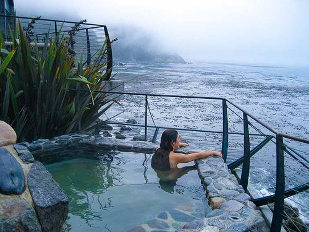 Esalen hot springs