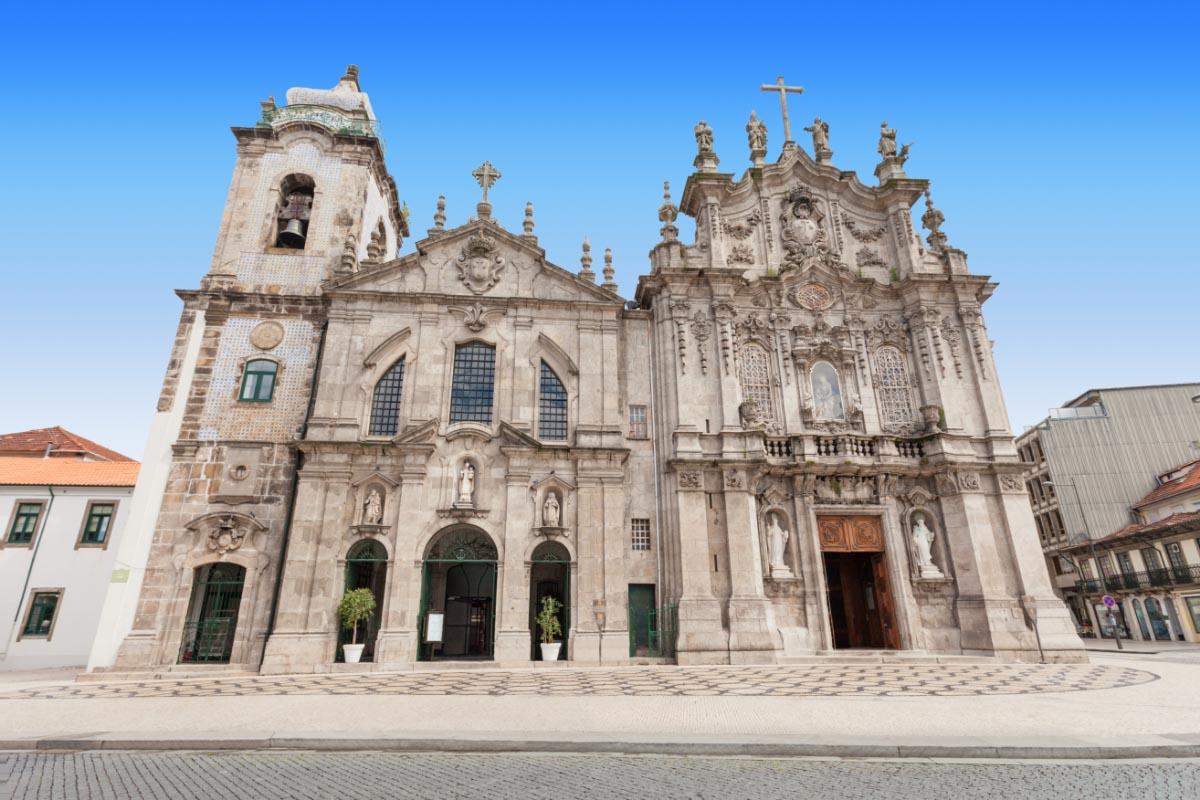 Igreja do Carmo, Porto