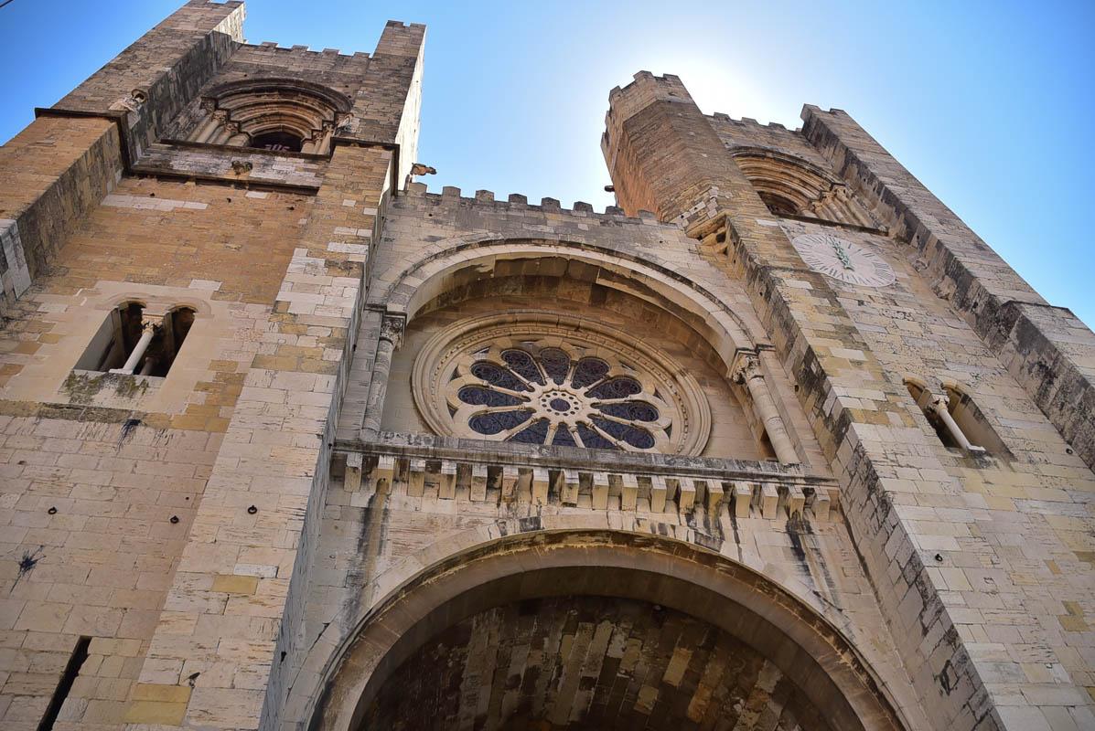 Lisbon Se Cathedral