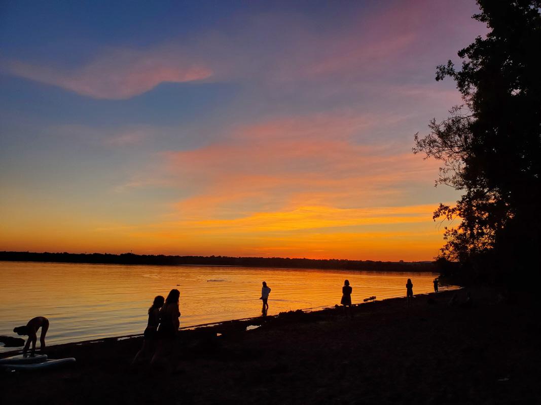 Westboro Beach sunset