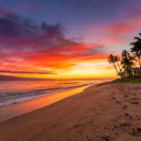 maui best sunsets in the world