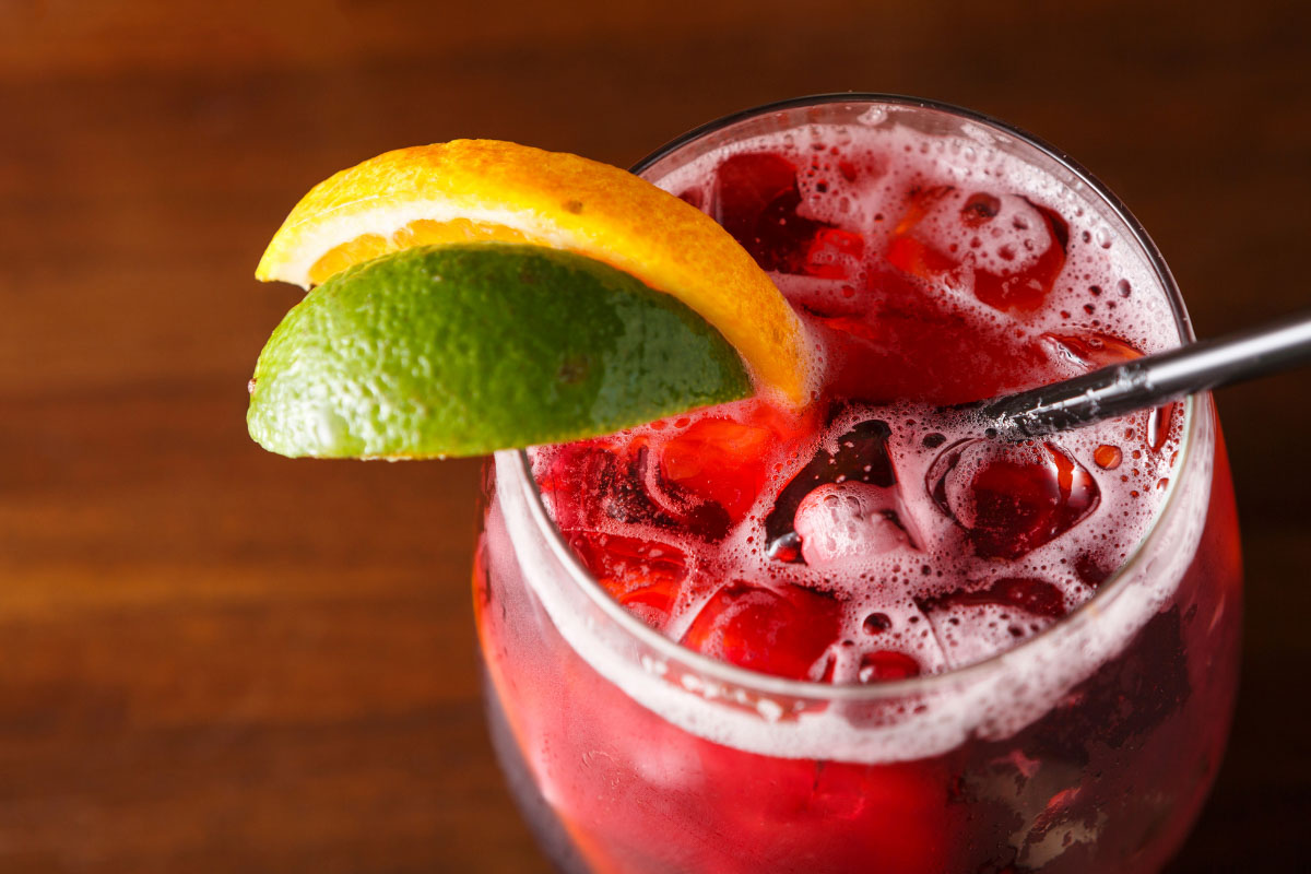 sangria what is spain known for