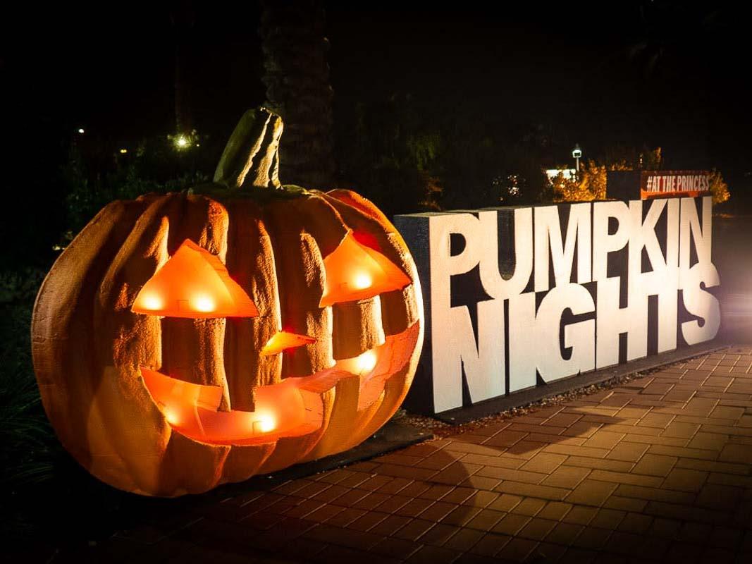 scottsdale princess pumpkin nights