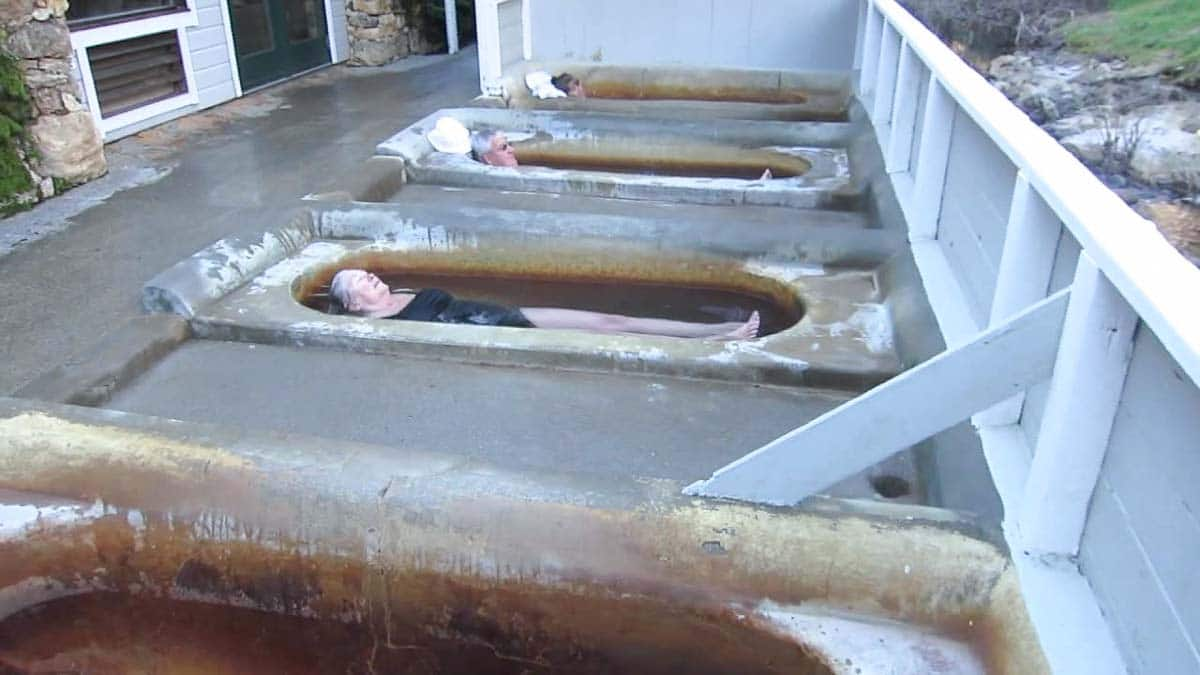 vichy hot springs