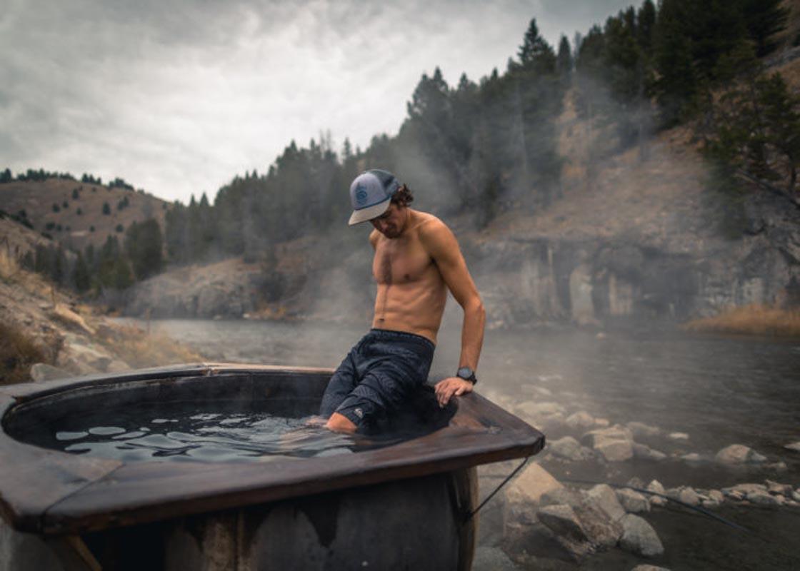 Boat Box Hot Springs