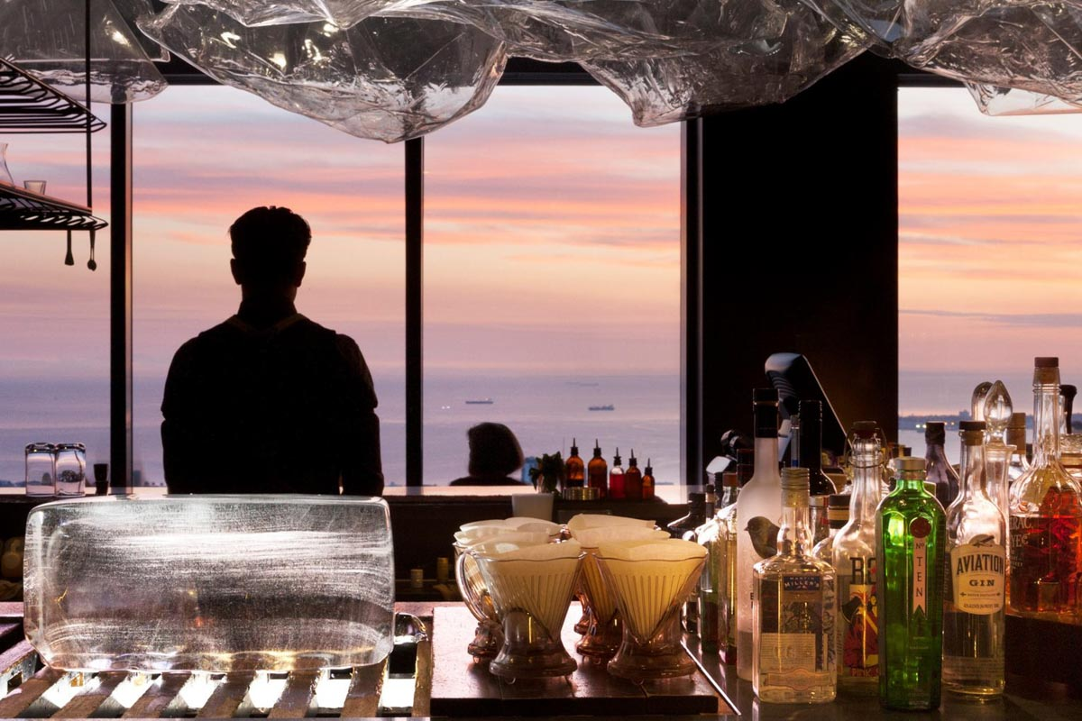 Lui Bar melbourne