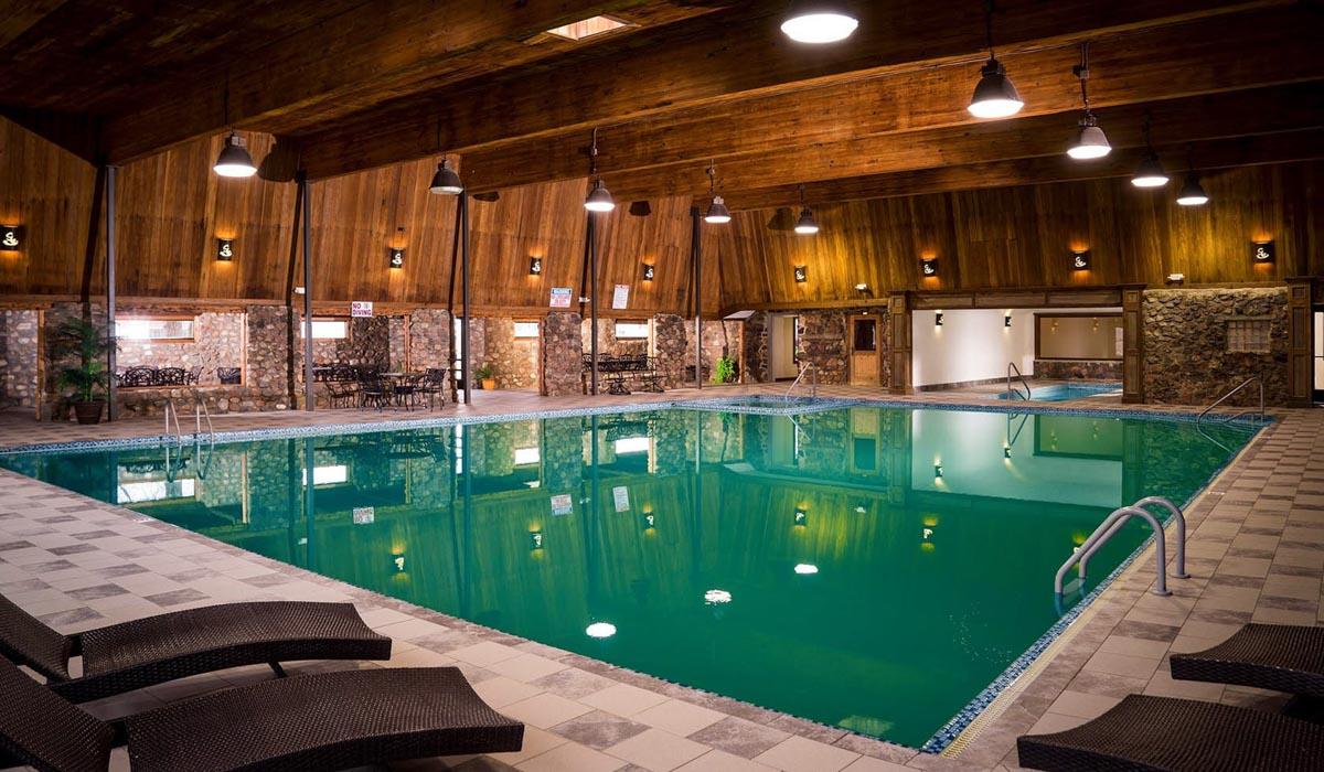 Sleeping Buffalo Hot Springs, Saco