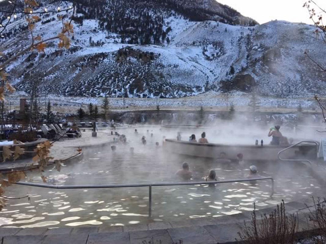 Yellowstone Hot Springs, Gardiner