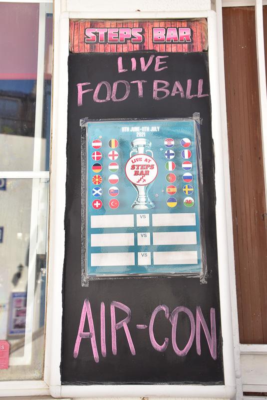 albufeira football board
