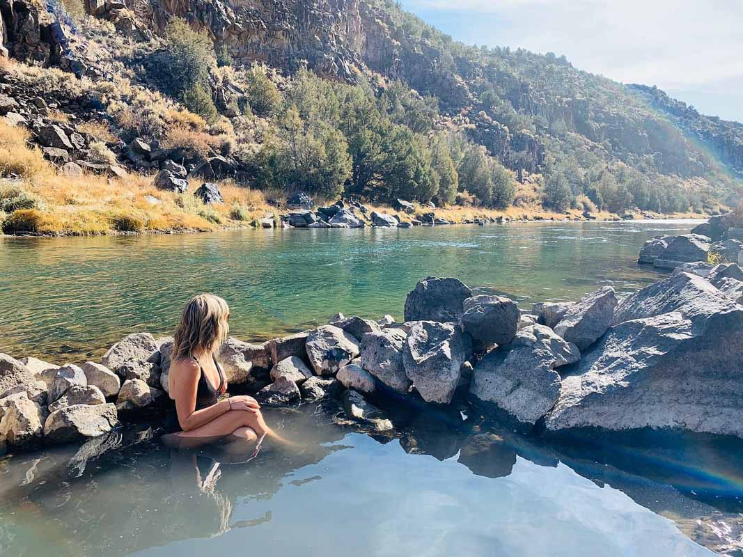 black rock hot springs