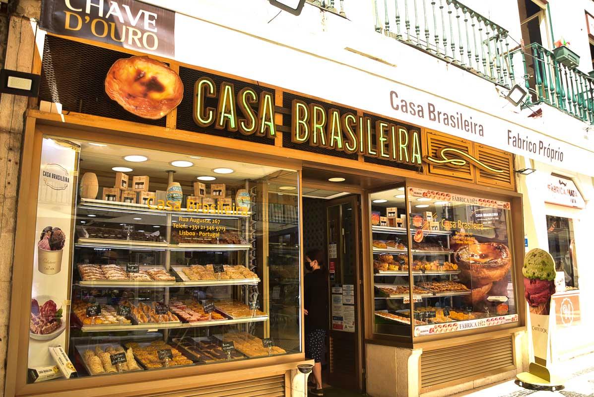 casa brasileira lisbon