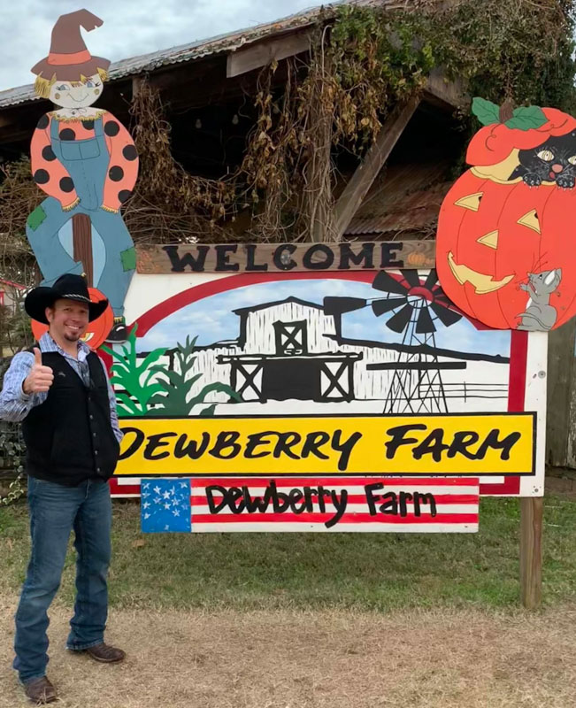 dewberry farm houston