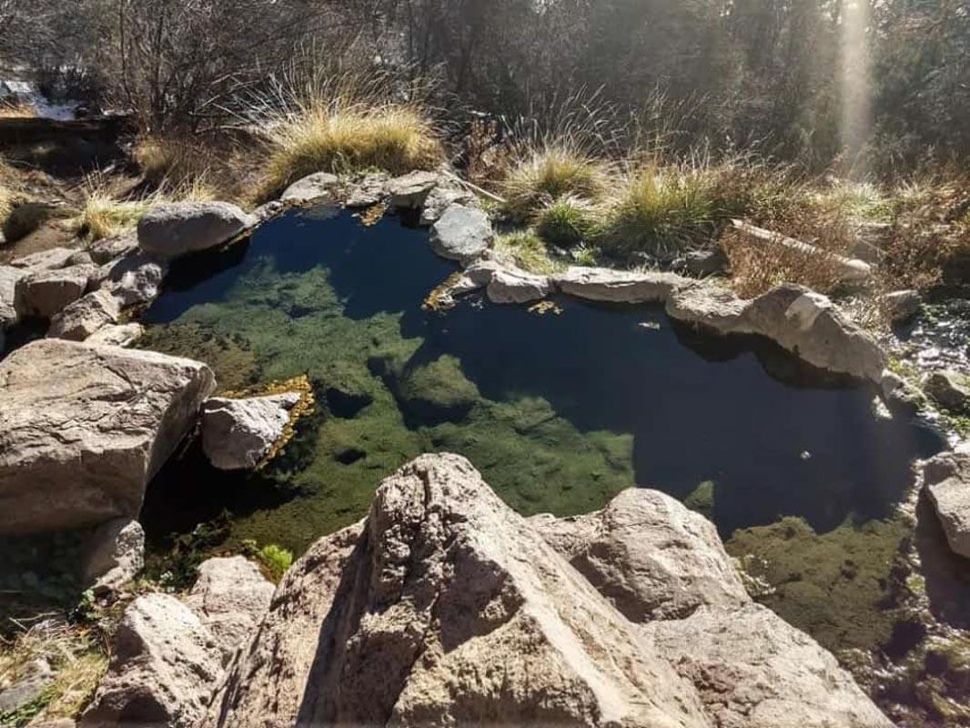 dyke hot springs