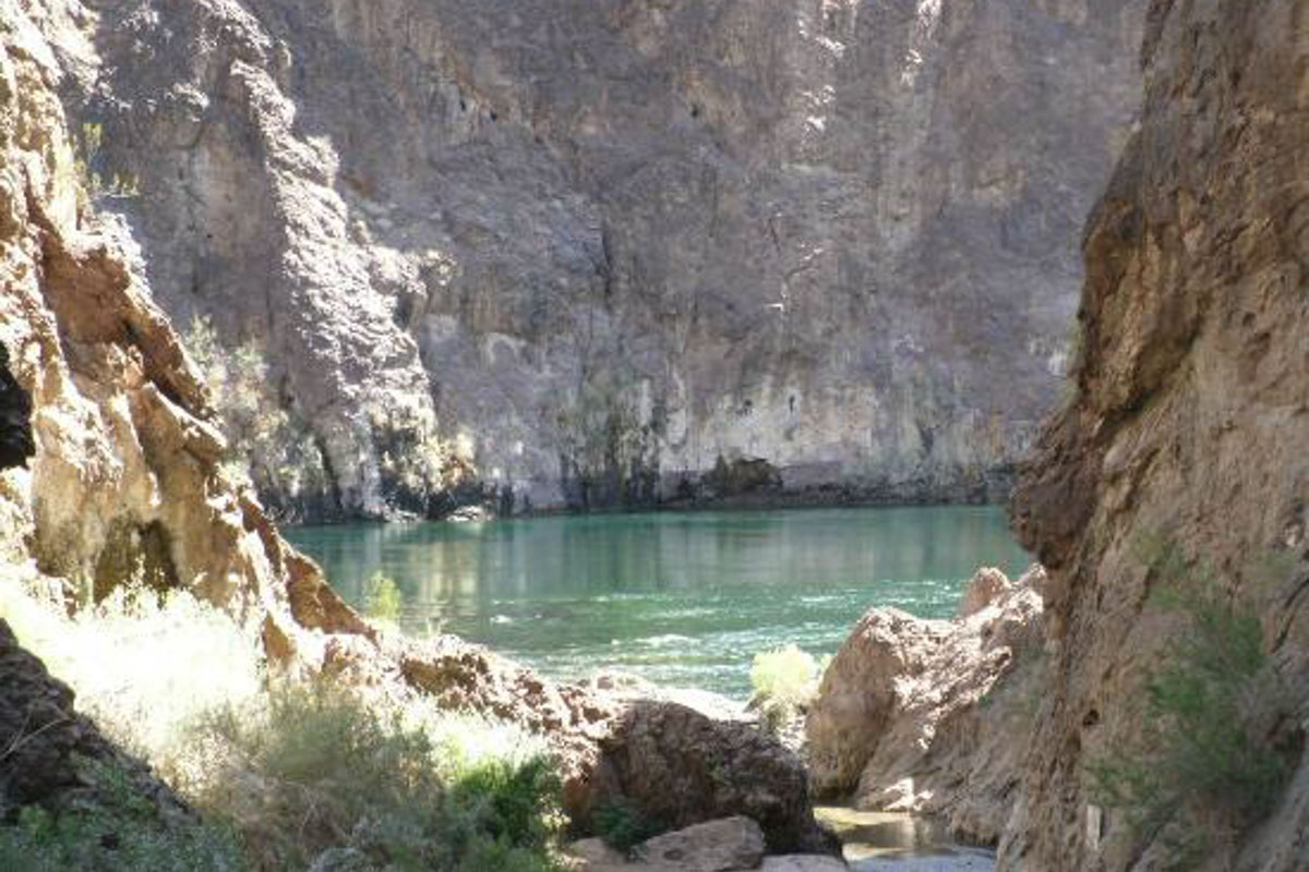 gold strike canyon hot springs