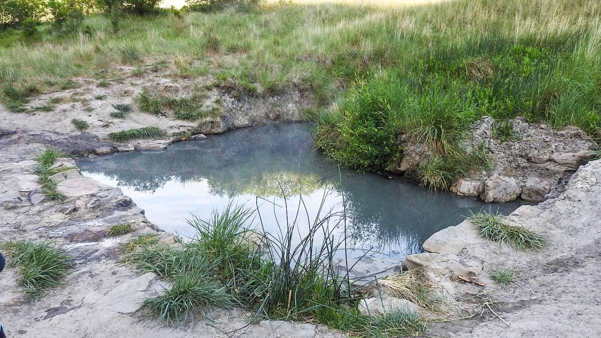 hippy hot spring