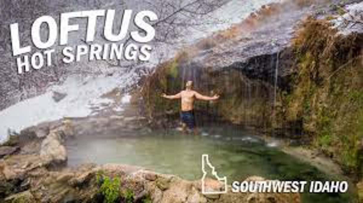 loftus hot springs