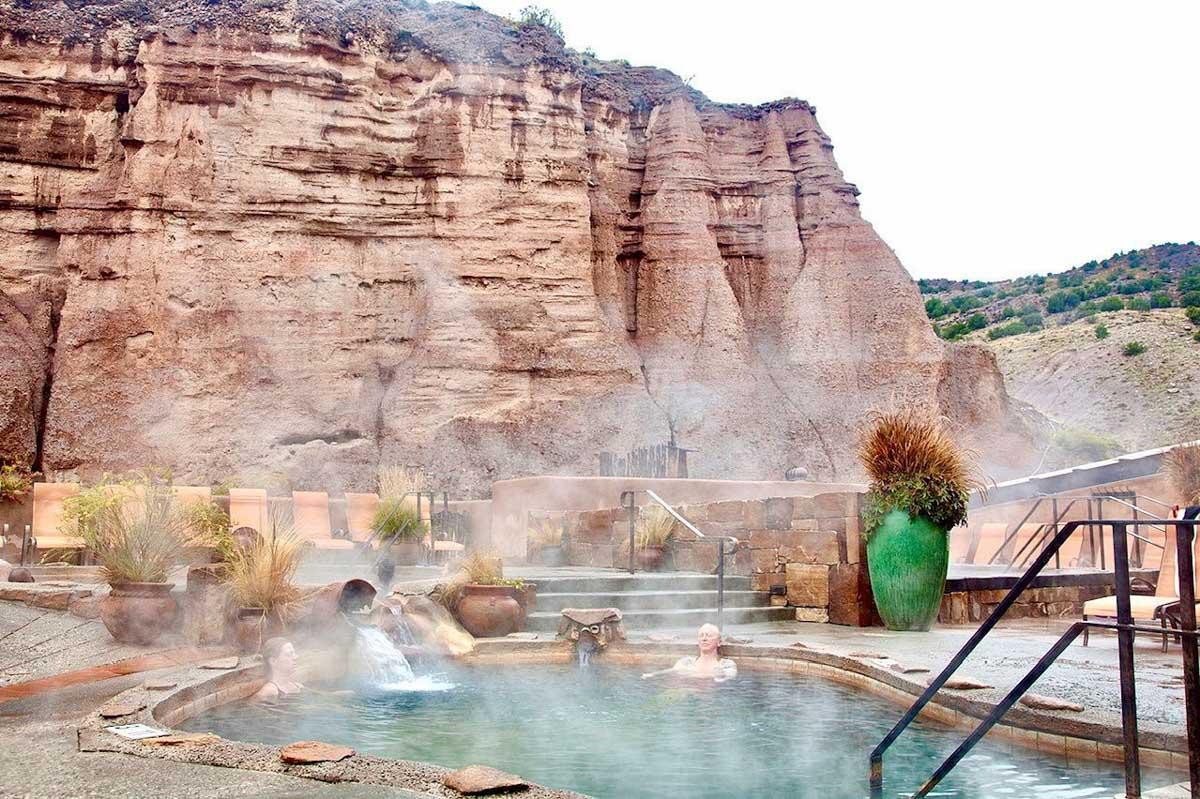 ojo caliente hot springs 2