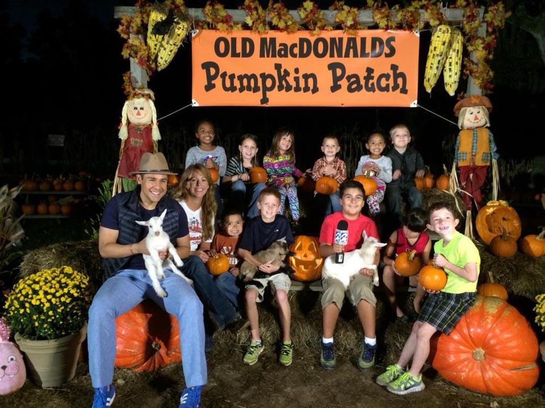 old mcdonalds pumpkin farm