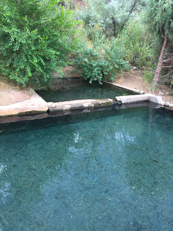 ponce de leon hot springs