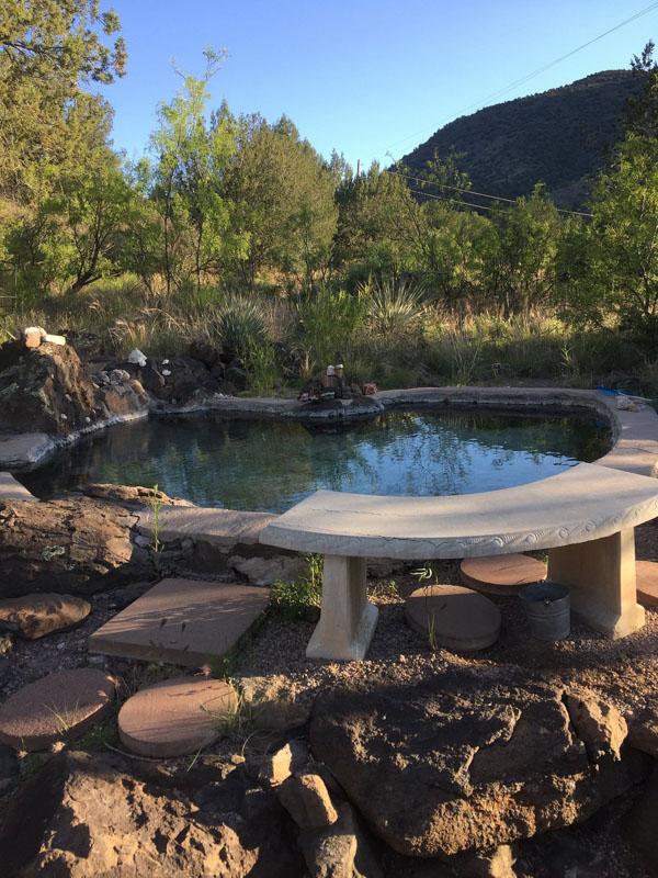 sundial hot springs