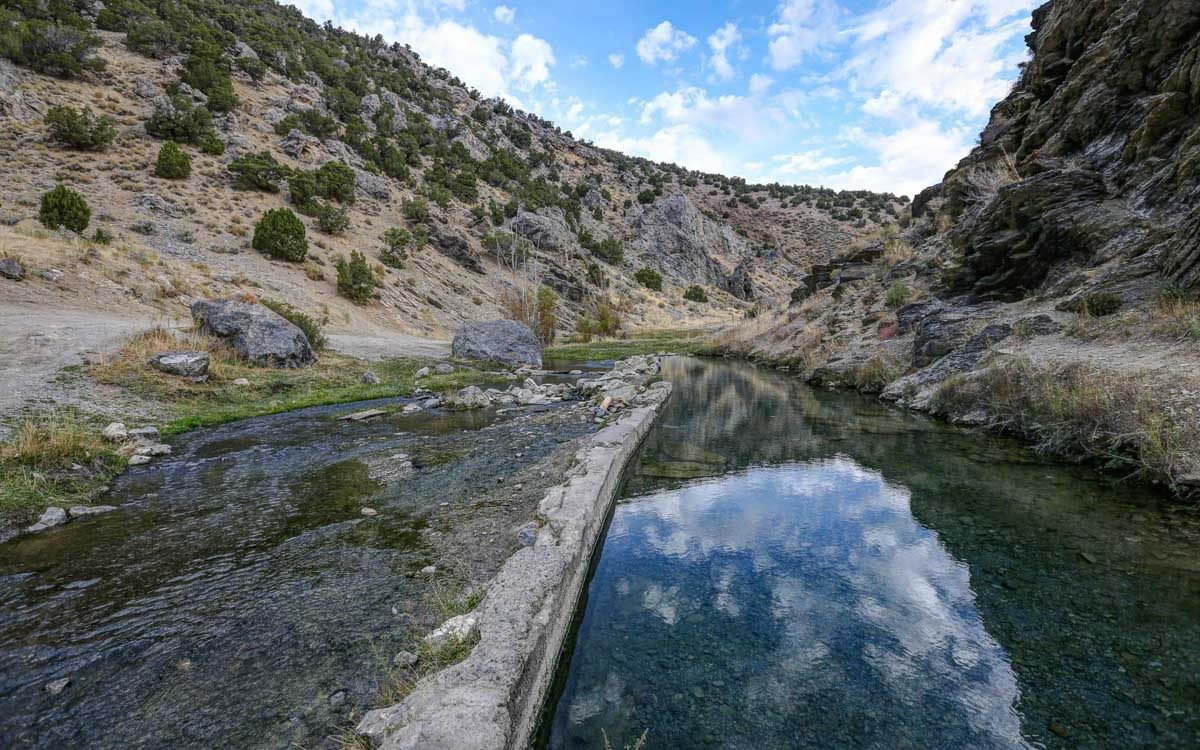twelve mile hot spring