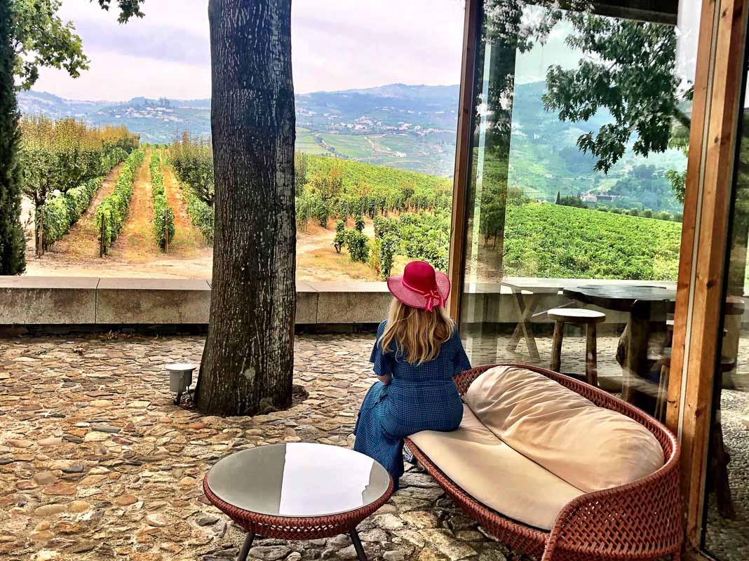 douro valley quinta da pacheca view