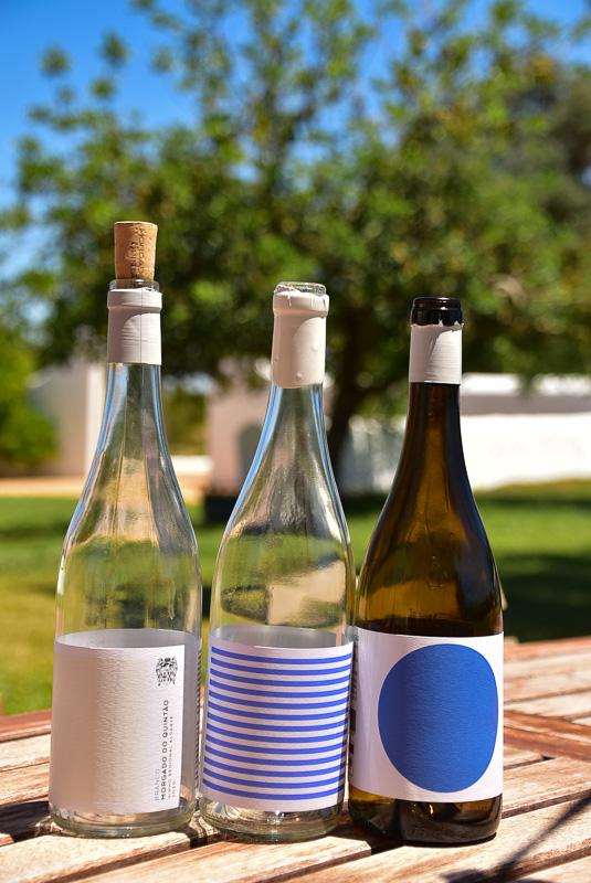 morgado do quintao algarve portugal bottles of wine