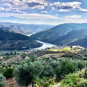 view over the douro valley 2