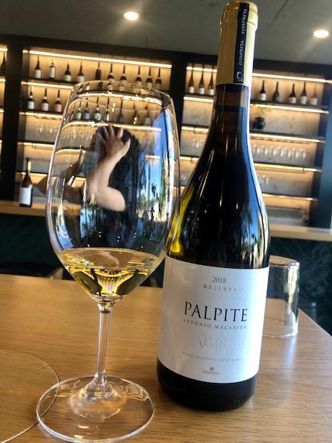wine tasting at fitapreta